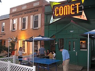 Comet Ping Pong, during normal business hours (via Two DC)