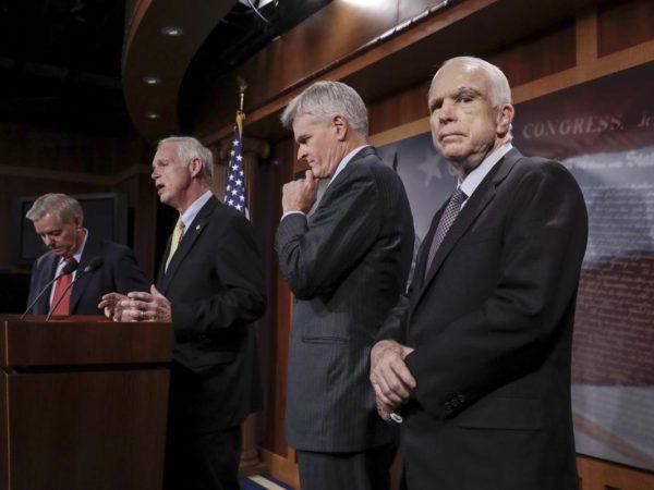 The S̶k̶i̶n̶n̶y̶ Sabotage Bill: It'll Rob Millions Of Healthcare AND Jobs