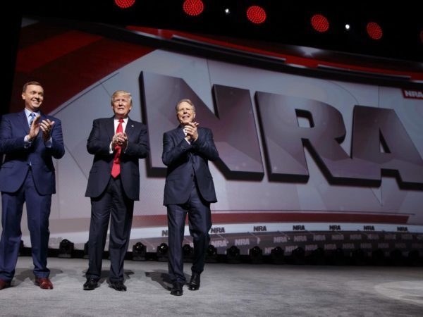 The GOP Is A Willing Accomplice In America's Gun Violence Epidemic