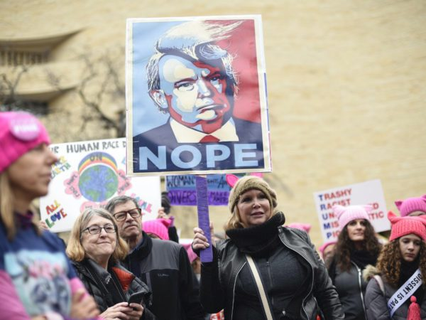 Actually, Being Anti-Trump Is Democrats' Best Messaging