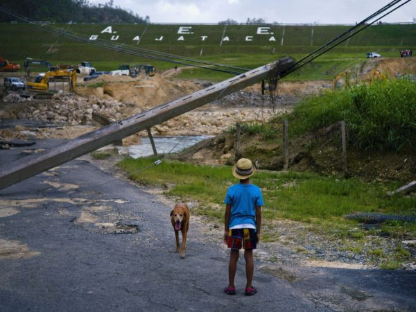 Puerto Rico's Hurricane Maria Death Toll Now Estimated 46 Times Higher Than Initial Toll