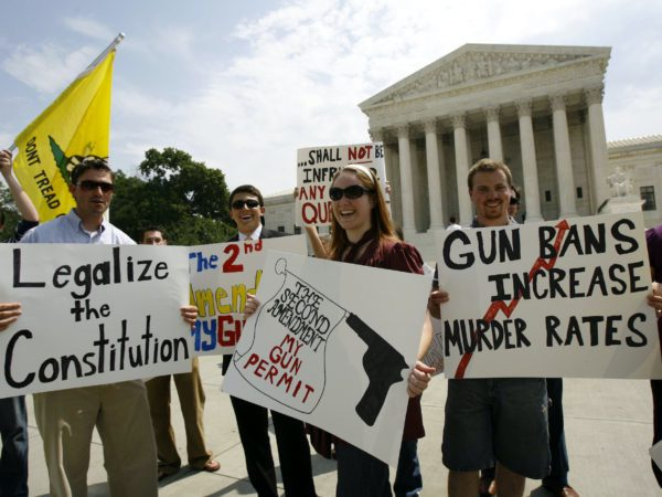 Why There Is No Constitutional Argument Against Gun Control