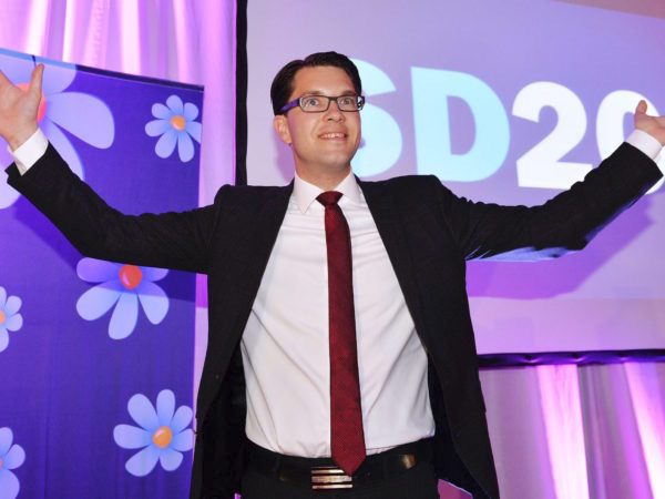 The Far-Right Sweden Democrats Are Selling Dystopia To Voters…And It's Working