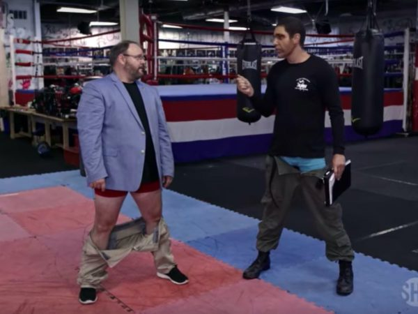 Yes, Sacha Baron Cohen Is Being Deceptive. Who cares?