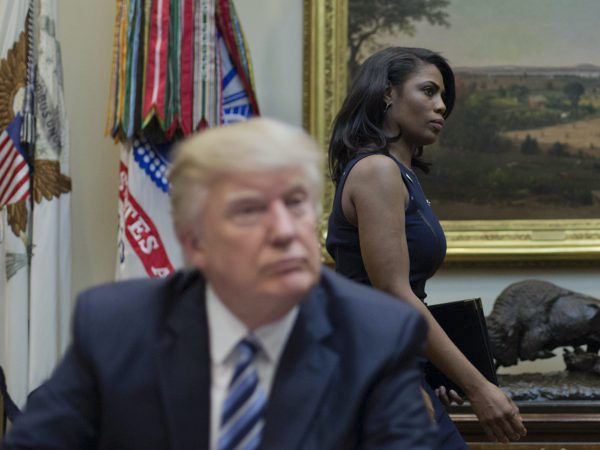 """""""He Said It"""": Omarosa Releases Audio Of Trump Campaign Discussing N-Word Tape"""