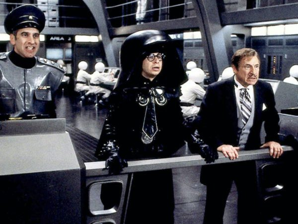 Space Force: A Serious Article About A Silly Idea