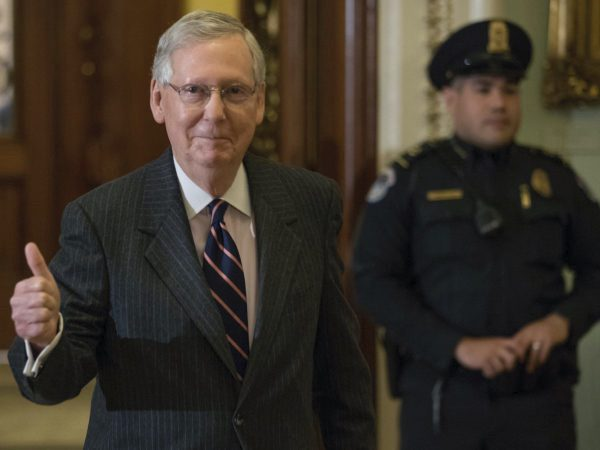 Mitch McConnell Just Revealed Why The Midterms Are So Important