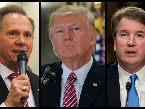 Brett Kavanaugh And The GOP's Politics Of Abuse