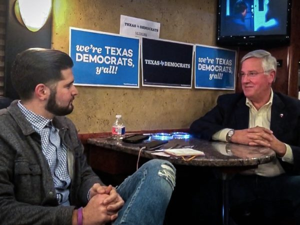 Interview: Texas Democrat Mike Collier Takes On America's Most Divisive Lt. Governor