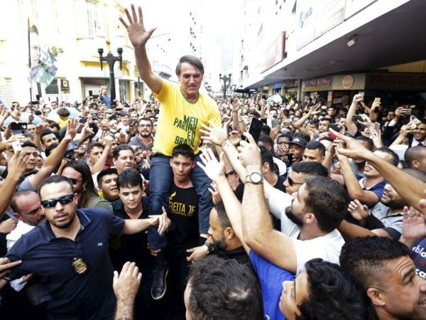 Brazil's Bolsonaro Is The Latest Incarnation Of The Radical Right In Latin America