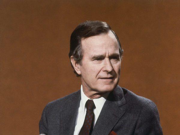 George H.W. Bush's Complicated Legacy