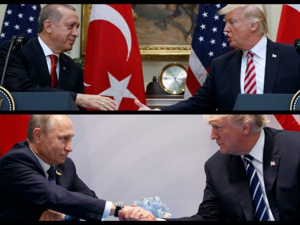 Trump's Syria Withdrawal Gives Major Wins To Russia, Turkey, Iran, And ISIS