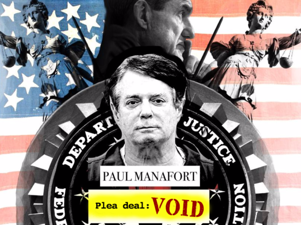 Paul Manafort Lied To Mueller About Russia Contacts, Judge Voids Plea Deal